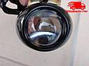 Фара противотуманная ВОЛГА (покупн. ГАЗ). ФСМ2872.01. Ціна з ПДВ. , фото 2