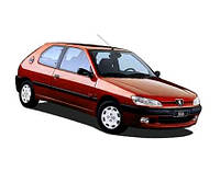 Стекло лобовое для Peugeot 306 (Седан, Хетчбек, Комби) (1993-2002)