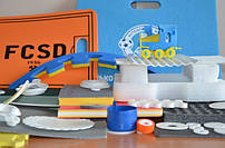 Виробництво виробів з спінених поліетиленів