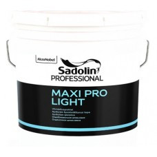 Легкая шпаклевка   MAXI PRO LIGHT Sadolin  17 л