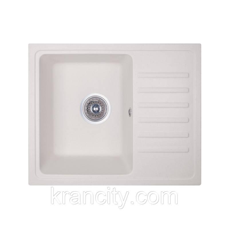 Мойка кухонная гранитная Fosto Мойка 55x46 SGA-203 (метель)