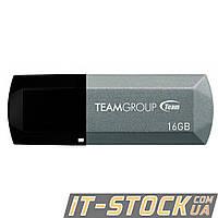 USB Flash 16Gb Team C153 USB2.0 (TC15316GS01) Silver
