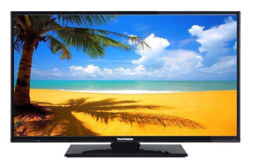 "ТелевизорTelefunken TE 40292 S31 Y2P (40"", PPI 120 Гц, 4K, Smart TV, Wi-Fi, DVB-C/T2/S2)"