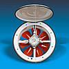 Вентилятор осевой оконный ВК 200