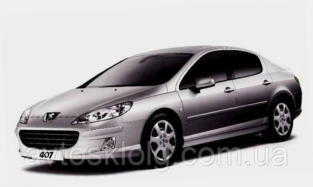 Стекло лобовое для Peugeot 407 (Седан, Комби) (2004-2010)