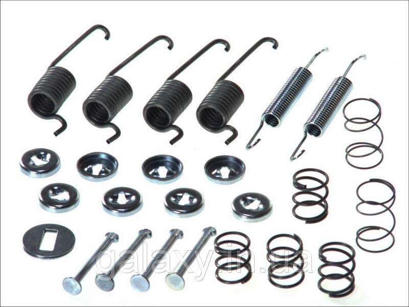Монтажний комплект гальмівних колодок задніх Mercedes 207 - 210 T1,T2,TN