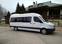 Аренда микроавтобуса Mercedes Sprinter в Киеве