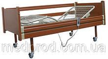 Кровать деревянная функциональная 3-х секционная с электроприводом 91E, OSD Италия