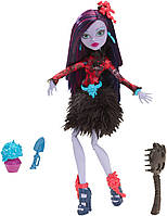 Кукла Монстер Хай Джейн Булитл серия Мрак и Цветение Monster High