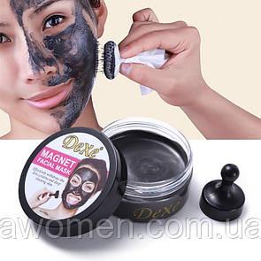 Магнитная маска для лица Magnetic Mask Dexe 100 g