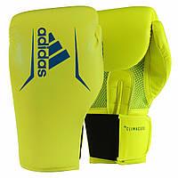 Боксерские перчатки Adidas Speed 75 Green/Blue, фото 1