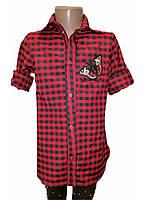 Подростковая рубашка от производителя, фото 1
