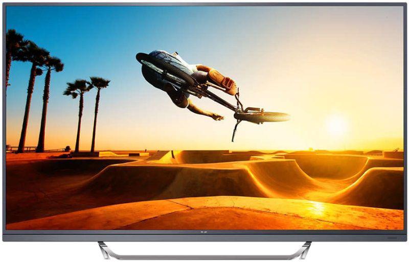 Телевизор Philips 49PUS7503  (PPI 2200Гц, 4KUltra HD, Smart, Quad Core, P5 Perfect Picture, DVB-С/T2/S2)