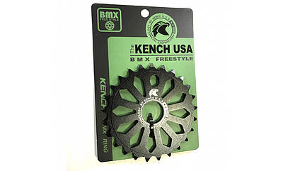 Зірка для BMX Kench Лита 6мм 25T (KH-RN-03)