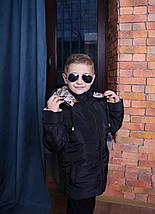Подарок – сумка Куртка для мальчика с капюшоном Куртка на мальчика Новинка 2019 Топ продаж, фото 2