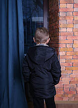 Куртка для мальчика с капюшоном Куртка на мальчика Новинка 2019-2020 Топ продаж, фото 3