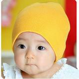 Дитяча тепла демісезонна шапка до року, фото 3