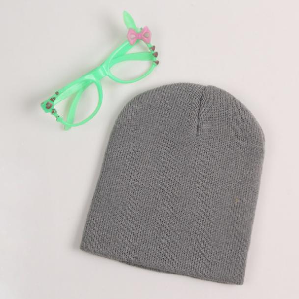 Дитяча тепла демісезонна шапка до року