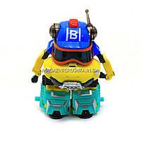 Трансформер машинка Робокар Поли - 5 любимых персонажей 878 Баки