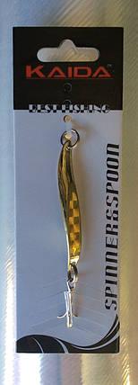 Кастмастер Kaida  Spinner&spoon 10g, фото 2