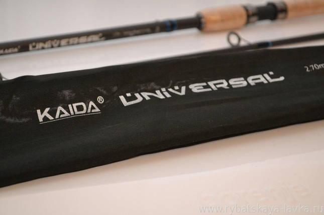 Спиннинг Kaida Universal 2,1m, тест 5-25g, фото 2