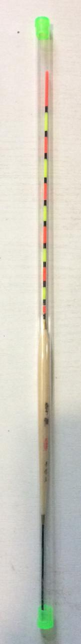 Поплавок бамбук 1g в колбе