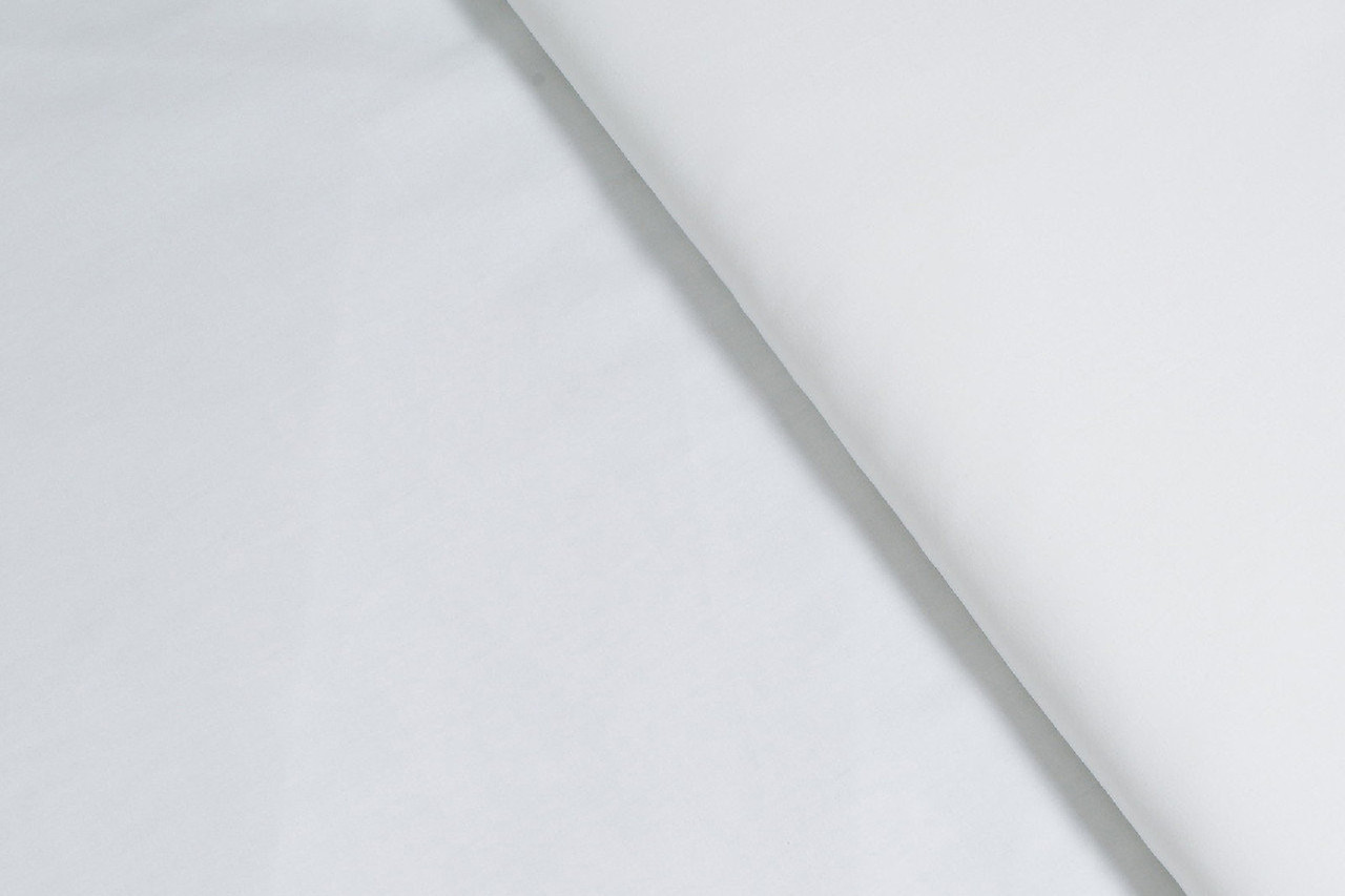 Сатин-твил Белый