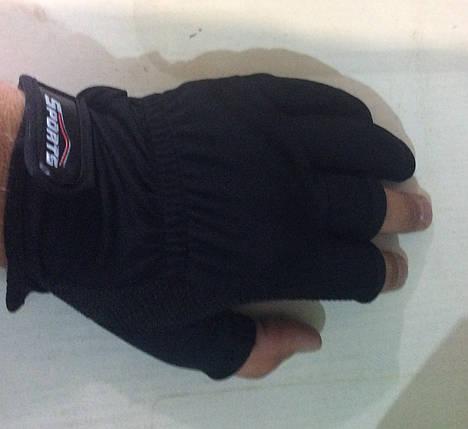 Перчатка спиннингиста Sports, фото 2