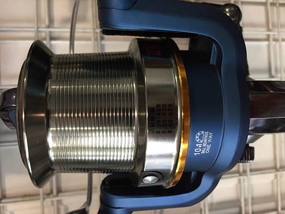 Катушка Shark XW8000F, 10+1bb металл, фото 2