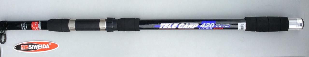 Спиннинг телескоп SWD Tele Carp 3.9м, 3LBS