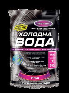 """Прикормка MEGAMIX """"Холодная Вода-Лещ"""" 500гр"""