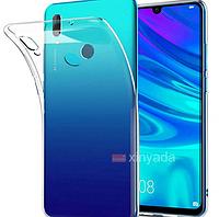 Ультратонкий чехол для Xiaomi (Ксиоми) Redmi Note 7 прозрачный