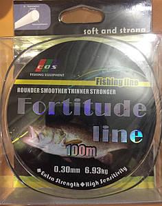 Леска Fortitude Line 100м 0.20-0.40