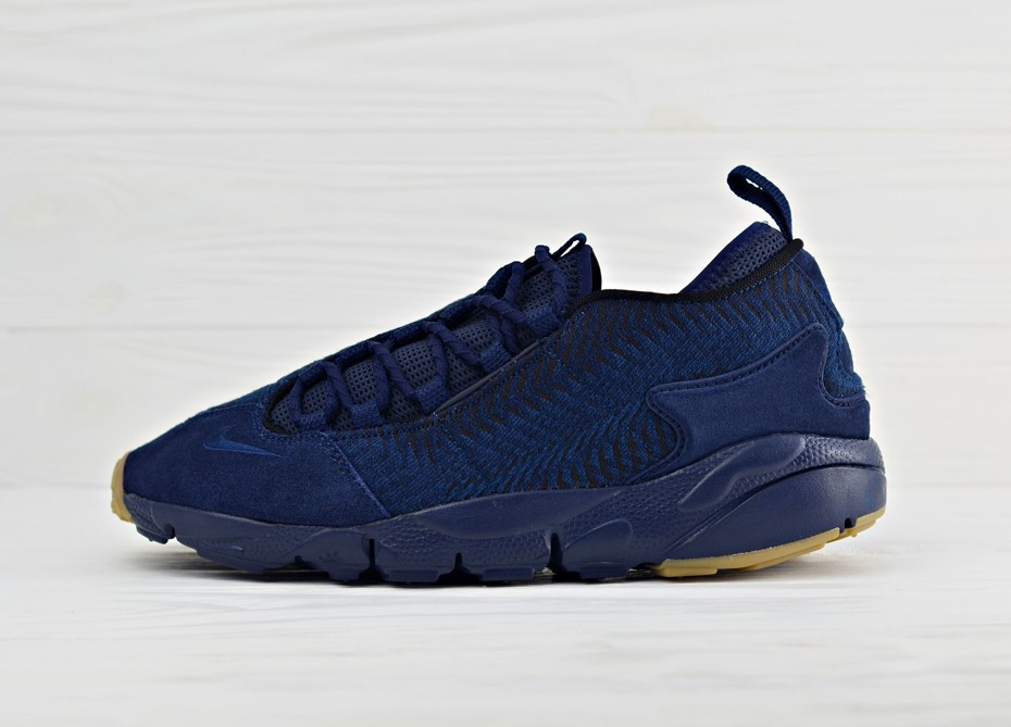 1b476ae8 Мужские кроссовки Nike Air Footscape NM Premium Jacquard - Indigo/Obsidian/Gum  Dark Brown