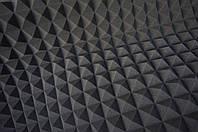 Шумоизоляция стен и потолков  1 м * 1 м , 15 мм