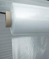 Пленка белая на метраж 100 мкм, ширина 3 метра (тепличная , парниковая , прозрачная).