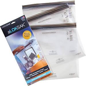 Пакет водонепроницаемый суперпрочный герметичный aLOKSAK Waterproof Bags