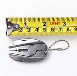 Набор инструментов мультитул складной туристический (плоскогубцы, нож, отвертка), фото 7