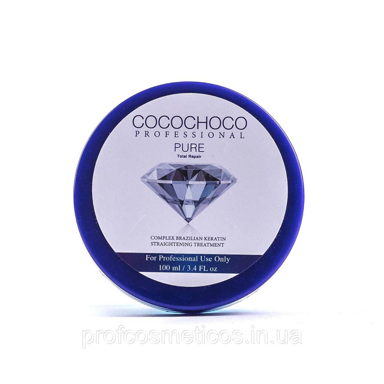 Кератин Cocochoco Pure, 100 мл