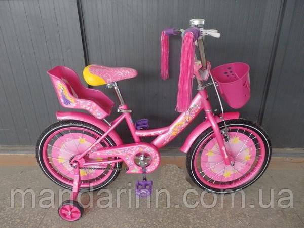 Велосипед детский Girls 16 дюймов Розовый