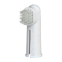 Зубная щётка-напалечник и массажная щётка-напалечник Trixie, набор