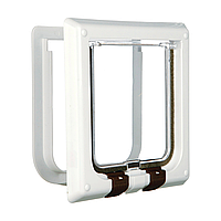 Дверца Trixie «Luxe» 21 x 21 см (пластик, цвет: серый)