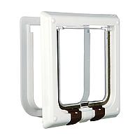 Дверца Trixie «Luxe» 21 x 21 см (пластик, цвет: белый)
