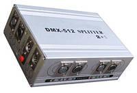 Light Studio D002 DMX сплиттер 1 вход/2 выхода