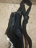 (3-отдела)Сумка на пояс puma/Спортивные барсетки Сумка женский и мужские пояс Бананка только оптом, фото 3