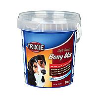 Лакомство для собак Trixie «Bony Mix» 500 г (ассорти)