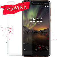 Защитное стекло для Nokia 6.1, 2.5D, 0.3mm, Best SHOP