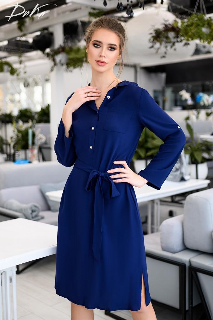 df73fdaa3e6 Женское летнее платье с капюшоном штапель норма и батал размер 42-44 ...