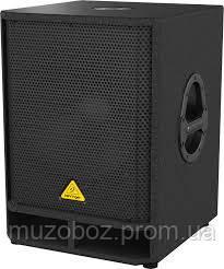 """Сабвуфер Behringer VQ1500D - Интернет-магазин """"MusicCity"""" в Мариуполе"""