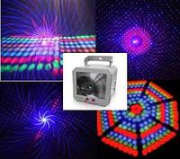 Лазер BIG BE TV Laser Big Patern Red-Blue